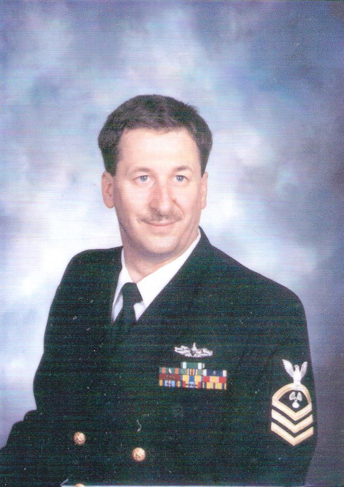 Chief Petty Officer John Pender